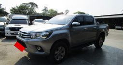 2016 – REVO 4WD 2.4E AT DOUBLE CAB SILVER – 7430