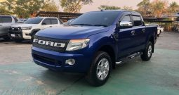 2014 – FORD 4WD 2.2 MT DOUBLE CAB BLUE – 5895