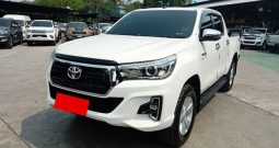 REVO 4WD 2018 2.8G AT DOUBLE CAB WHITE 1456