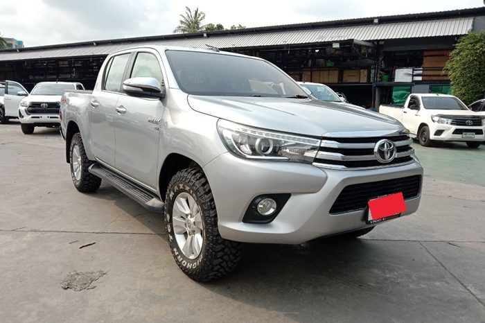 2015 – REVO 4WD 2.8G MT DOUBLE CAB SILVER – 336 full