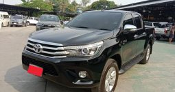 REVO 4WD 2016 2.8G AT DOUBLE CAB BLACK 6596