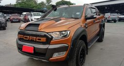 FORD 4WD 2016 3.2 AT DOUBLE CAB ORANGE – 675