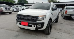 FORD 4WD 2016 3.2 AT DOUBLE CAB WHITE 8078