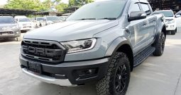 FORD RAPTOR 4WD 2019 2.0 AT DOUBLE CAB SILVER 8118
