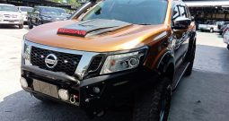 NISSAN 4WD 2017 2.5 AT DOUBLE CAB ORANGE – 9711