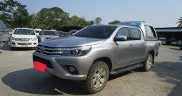 2015 – REVO 4WD 2.8G MT DOUBLE CAB SILVER – 339