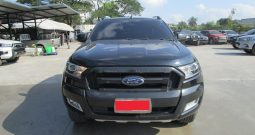 2016 – FORD 4WD 3.2 AT DOUBLE CAB BLACK – 6313