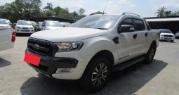FORD 4WD 2016 3.2 AT DOUBLE CAB WHITE 202