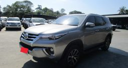 TOYOTA 4WD 2016 2.8V AT FORTUNER WHITE 9374
