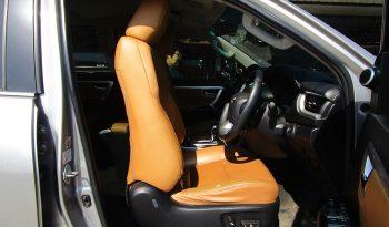 TOYOTA 4WD 2016 2.8V AT FORTUNER WHITE 9374 full