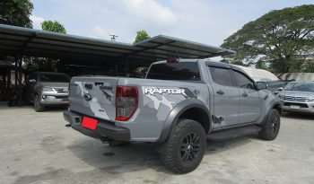 FORD RAPTOR 4WD 2019 2.0 AT DOUBLE CAB SILVER 8118 full