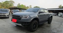 FORD RAPTOR 4WD 2018 2.0 AT DOUBLE CAB SILVER 6950