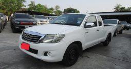 VIGO 2WD 2012 2.7J MT SMART CAB WHITE – 7591
