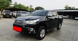 REVO 2WD 2015 2.7E AT DOUBLE CAB BLACK 2695