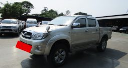 VIGO 4WD 2010 3.0G AT DOUBLE CAB SILVER 3899