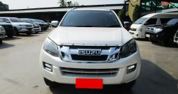 2014 – ISUZU 4WD 3.0 AT DOUBLE CAB WHITE – 5551