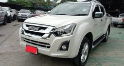 ISUZU 2016 4WD 3.0 AT DOUBLE CAB WHITE 9904