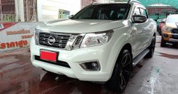 NISSAN 4WD 2016 2.5 AT DOUBLE CAB WHITE 7411