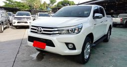 REVO 4WD 2017 2.8G AT DOUBLE CAB WHITE 2650