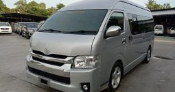 TOYOTA 2WD 2014 2.5 MT COMMUTER SILVER 0576