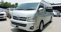 TOYOTA 2WD 2014 2.5 MT COMMUTER SILVER 1488