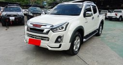 ISUZU 2014 4WD 3.0 MT DOUBLE CAB WHITE 8586