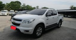 CHEVROLET 4WD 2014 2.8 AT DOUBLE CAB WHITE 9690