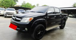 VIGO 4WD 2005 3.0G AT DOUBLE CAB BLACK 172