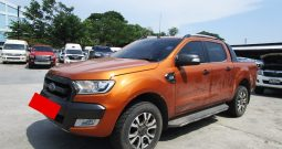 FORD 4WD 2016 3.2 AT DOUBLE CAB ORANGE 9404