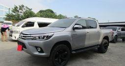 REVO 4WD 2017 2.8G AT DOUBLE CAB SILVER 5858