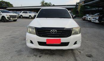 VIGO 2WD 2014 2.7J MT STANDARD WHITE 4466 full