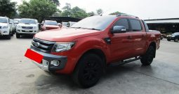 FORD 4WD 2014 3.2 AT DOUBLE CAB ORANGE 8078