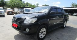 VIGO 4WD 2007 3.0G AT DOUBLE CAB BLACK 4891