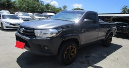 REVO 4WD 2017 2.8J MT STANDARD DARK GREY 5541