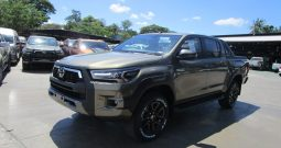 BRAND NEW REVO ROCCO 4WD 2021 2.8G AT DOUBLE CAB BRONZE 1084
