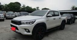 REVO 4WD 2016 2.8G AT DOUBLE CAB WHITE 1886