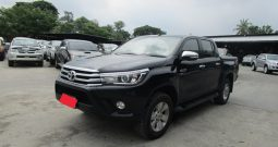 REVO 4WD 2016 2.8G AT DOUBLE CAB BLACK 6153