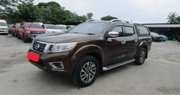 NISSAN 4WD 2015 2.5 AT DOUBLE CAB BROWN 7766