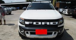 FORD 4WD 2014 3.2 AT DOUBLE CAB WHITE 5756