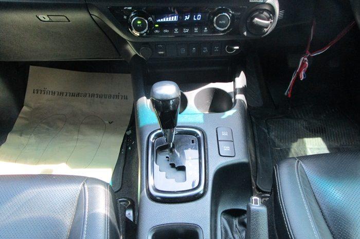 REVO 4WD 2018 2.8G AT DOUBLE CAB BLACK 8308 full