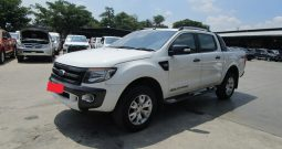 FORD 4WD 2014 3.2 AT DOUBLE CAB WHITE 2312