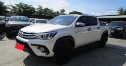 REVO 4WD 2018 2.8G MT DOUBLE CAB WHITE 4369