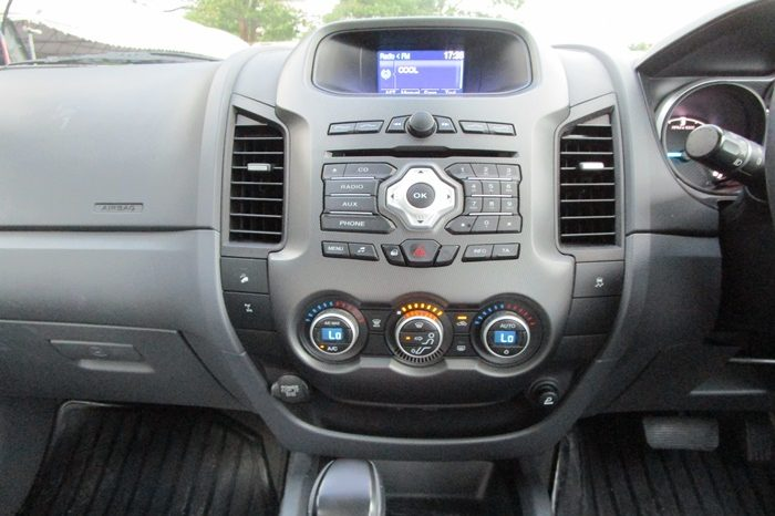 FORD 4WD 2014 3.2 AT DOUBLE CAB ORANGR 535 full