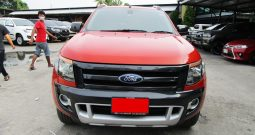 FORD 4WD 2014 3.2 AT DOUBLE CAB ORANGR 4941