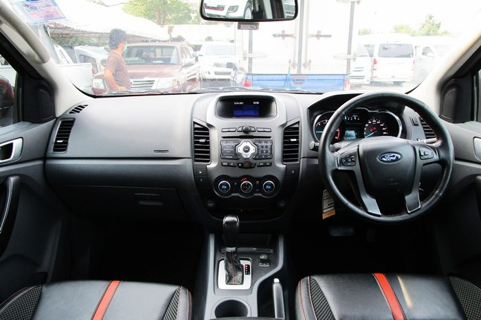 FORD 4WD 2014 3.2 AT DOUBLE CAB ORANGR 4941 full