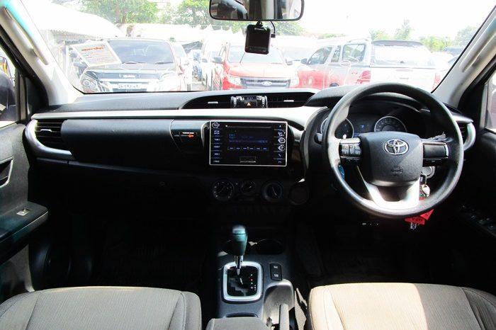 REVO 2WD 2015 2.4E AT DOUBLE CAB BLACK 2384 full