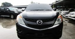 MAZDA 4WD 2014 3.2 AT DOUBLE CAB BLACK 500