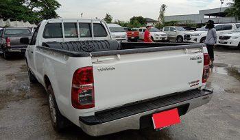 VIGO 2WD 2014 2.7J MT STANDARD WHITE 189 full