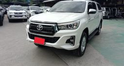 REVO 4WD 2018 2.8G AT DOUBLE CAB WHITE 4733