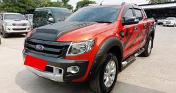 FORD 4WD 2014 3.2 AT DOUBLE CAB ORANGE 545